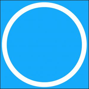 Logo Bianco Sfondo Azzurro266 Solologo1 Isola Che Non Cè