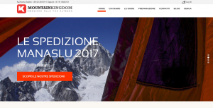 creazione siti web portfolio mountain kingdom